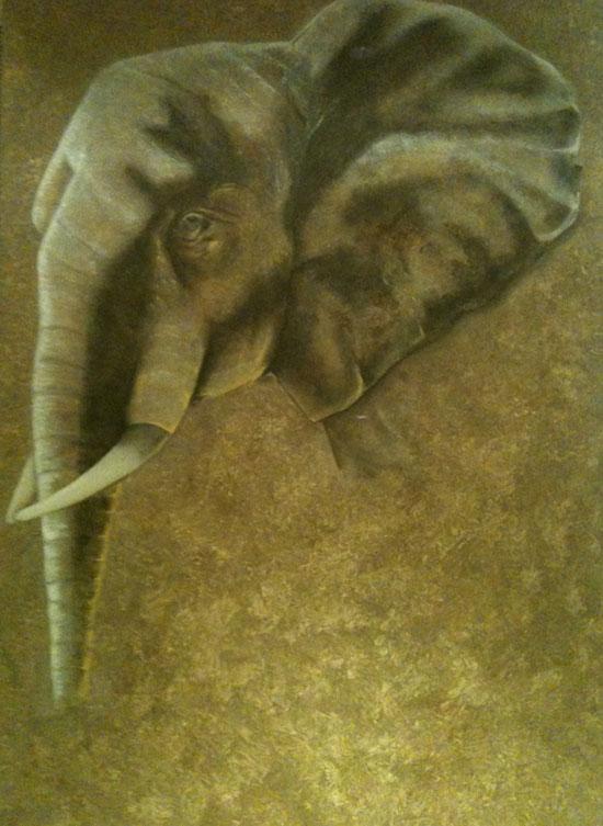 Matriarch-art-wildlife